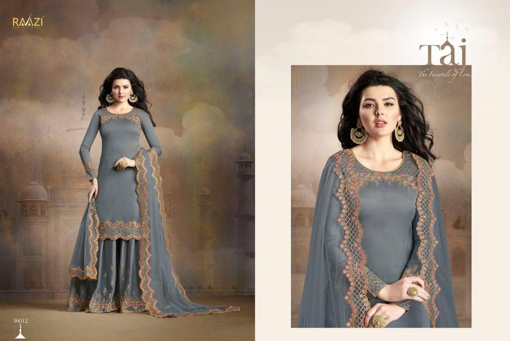 8750372ae8 RAAZI TAJ COLLECTION BY RAMA FASHION 30009 TO 30016 SERIES INDIAN  TRADITIONAL WEAR COLLECTION BEAUTIFUL STYLISH FANCY COLORFUL PARTY WEAR &  OCCASIONAL WEAR ...